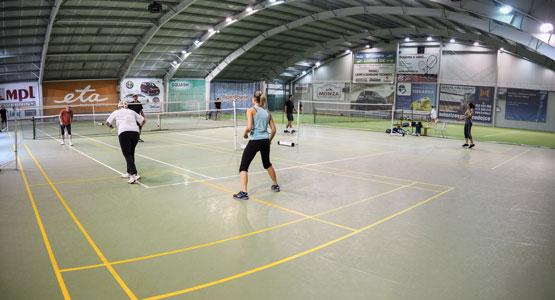 badminton Zlín